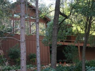 Deer Mountain Lodge, hot tub, no cleaning fee!, Oakhurst