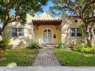 Casa Paradiso in historic Grandview Heights, West Palm Beach