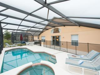 5BR Luxury Vacation Home - Kissimmee - Pool & Spa