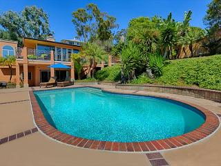 Hidden Oasis w/ private pool and panoramic ocean views, La Jolla