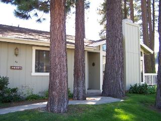#74 PONDEROSA Cute as a button! $1000.00-$135.00 BASED ON FOUR PERSON OCCUPANCY AND NUMBER OF NIGHTS (plus county tax, SDI, and processing fee), Plumas County