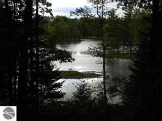 Shady Shores Green Lake - House on private lake!, Lupton