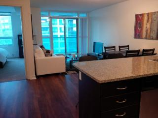 Modern Stylish Downtown Suite: Harbour and Union, Toronto