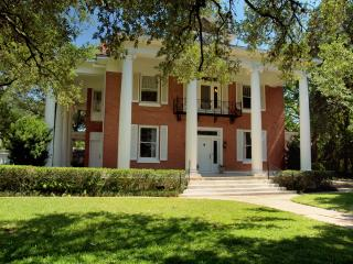 The Gonzales Mansion!