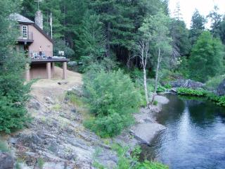 Kutras Ranch on Clear Creek, French Gulch