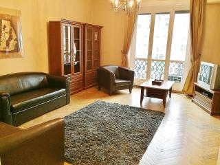 Deluxe apt in Budapest center