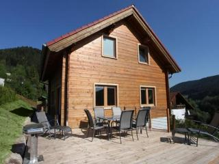 Vacation Home in Alpirsbach - Fireplace, garden and play up to 12 persons (# 6209)