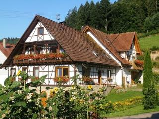 Vacation Apartment in Oberkirch (Baden) - 667 sqft, 2 bedrooms, max. 4 people (# 6455)
