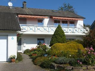 Vacation Apartment in Niedereschach - 592 sqft, max. 2 people (# 6470)