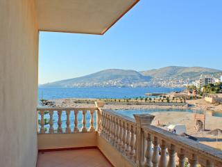 Sea view rooms in Saranda, Sarandë