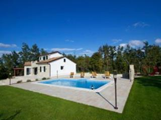 ELEGANT AND MODERN VILLA WITH POOL, PETS WELCOME., Pazin