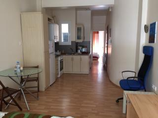 Lovely 1BR furnished apartment near to Acropolis, Atenas