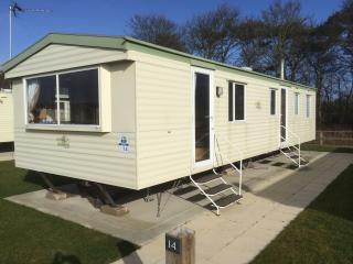 Beautiful caravan situated  in the Lake District, Flookburgh