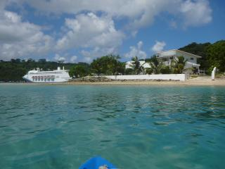 ABSOLUTE BEACH FRONT @ THE HOUSE OF THE RISING SUN, Port Vila