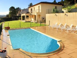 6091 Quality Provence villa with pool and views, Le Tignet