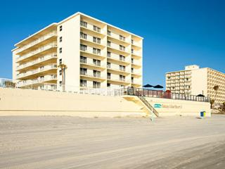 Fantasy Island Resort ll in Daytona Right on Beach, South Daytona