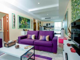 Stunning sea view 2 BD 2 BR apartment with Jacuzzi, Rawai