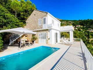 Villa Fortica Mare with pool by the sea-Dubrovnik