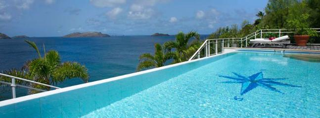 SPECIAL OFFER: St. Barths Villa 94 Enjoy A Delicious Relaxing Time In The Jacuzzi Or The Heated Pool, Facing The Sunset., San Bartolomé