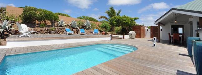 Villa Sea Nymph SPECIAL OFFER: St. Barths Villa 105 This Spacious Villa Which Has Just Been Redone Is Perfect For A Couple., Marigot