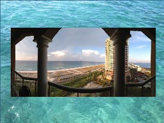 Amazing Beach Views- 28 Foot Long Private Balcony, Pensacola Beach