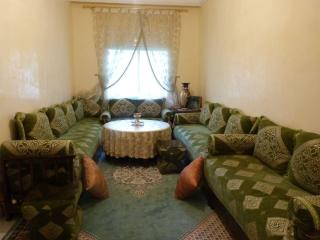 Homely flat well furnished and decorated with WIFI, Mohammedia