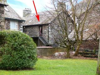 THE CROFT BAKERY, first floor apartment, two double bedrooms, WiFi, in Grasmere, Ref 919598