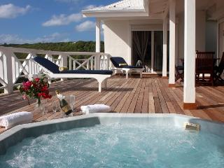 Guest House 1 bedroom with Jaccuzi Saint-Martin, Terres Basses