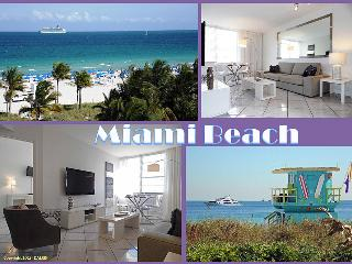 SOUTH BEACH - OCEAN VIEW 1 BEDROOM W/PARKING, Miami Beach