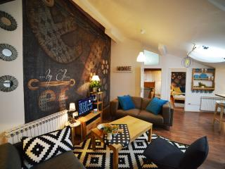 Penthouse 100m2 by the main square Zagreb