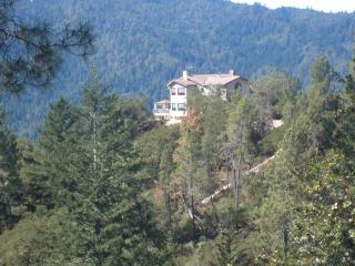 Mountain Top Estate on 20 acres, Boulder Creek