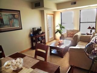 Elegant 1Br apt w/ Lot of Amenities & Balcony on L, Minneapolis
