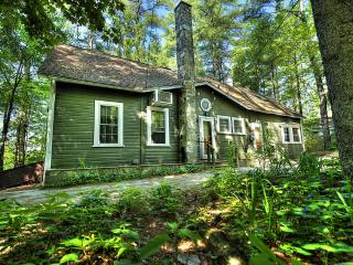 Stunning Forest Lake Home with Hot Tub open all Yr, Winchester