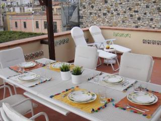 Taormina Sea View Terrace for 2 people
