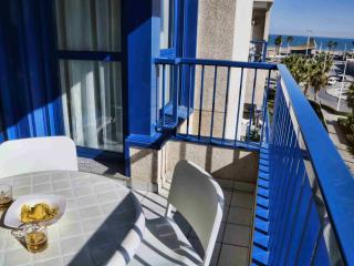 Blue Beach apartment, Wifi, 50 m from beach, Alboraya