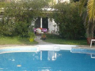 F 3 OF CHARM WITH GARDEN, Vallauris
