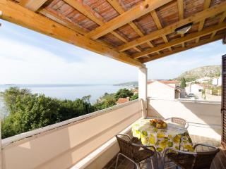 Apartments Matusko - One-Bedroom Apartment with Sea View and Balcony - 2, Plat