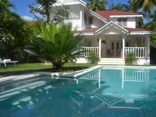 Private Villa with pool /jacuzzi at the beach ., Las Terrenas