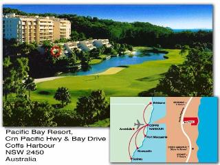 Novotel Pacific Bay Resort Coffs Harbour Australia, Bonville