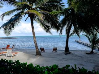 Beach-front Condo on Ambergris Caye, San Pedro