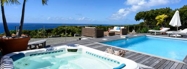 Villa Costa Nova SPECIAL OFFER: St. Barths Villa 110 The Villa Is Located At Two Minutes Drive From The Beautiful Beach Of Gouverneur.