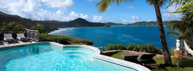 SPECIAL OFFER: St. Barths Villa 109 Villa 109 Is Located On The Hillside Of Pointe Milou In St Barth., St. Barthelemy