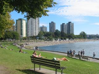 Brand New Stunning Ocean View 1BR, Vancouver
