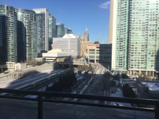 Bright downtown condo - walk to all attractions, Toronto