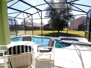 Villa 4 Beds 3 baths with pool 15 mn Disney !, Davenport