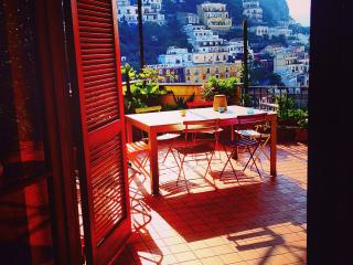 Positano HOUSE CENTRAL Huge Terrace - free WIFI