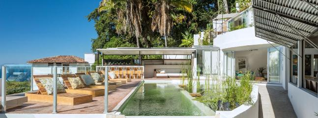 SPECIAL OFFER: Puerto Vallarta Villa 58 Architecturally Designed To Embrace The Natural Beauty And Flow Of The Property.
