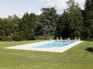 Villa Silvana with Heated Pool above Bellagio