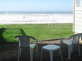Green Onion Cottage-Cozy Ocean Front Apartment Perfect for a Romantic Retreat, Lincoln City