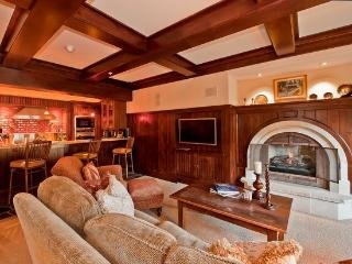 A beautiful and luxurious vacation vacation residence at One Willow Bridge Road along Gore Creek., Vail